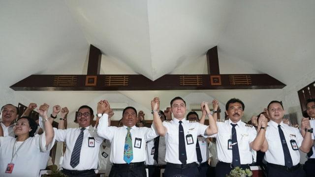 Garuda Soal Ancaman Mogok Pekerja: Mediasi Baru Mulai, Kok Ancam Demo? (546120)