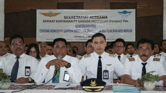 Konpers Serikat Karyawan Garuda Indonesia
