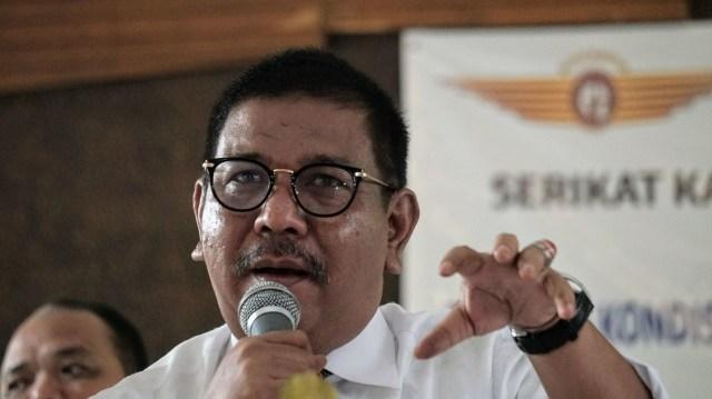 Ketua Umum SEKARGA, Ahmad Irfan Nasution
