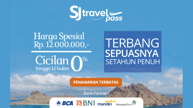 Sriwijaya Travel Pass