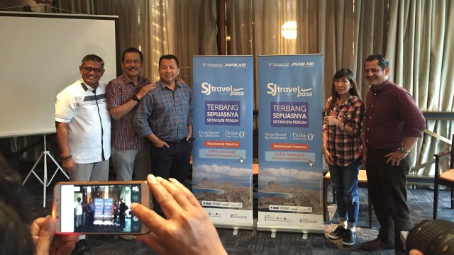 Sosialisasi Sriwijaya Travel Pass