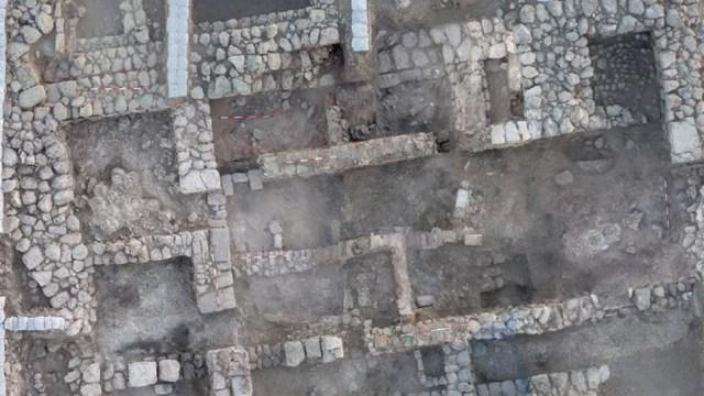 Studi Arkeologi di Israel