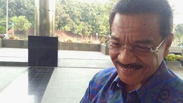 KPK Periksa Gamawan Fauzi Terkait Kasus Korupsi Gedung IPDN (100359)