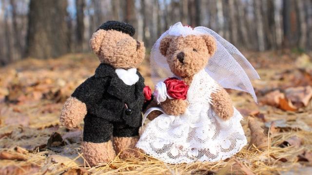 Ilustrasi perkawinan anak