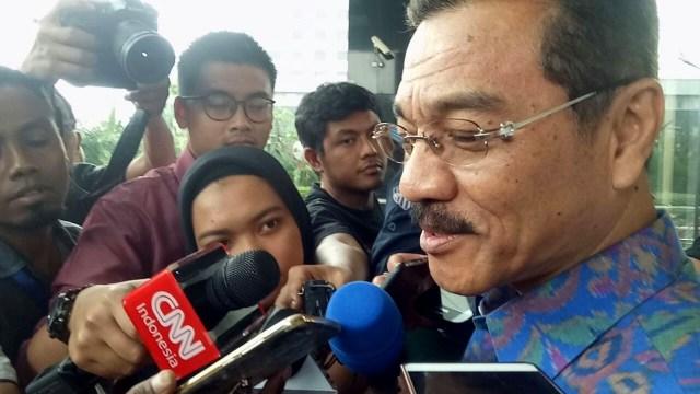 Gamawan Teken Pembangunan Gedung IPDN, Klaim Tak Ada Korupsi (224146)