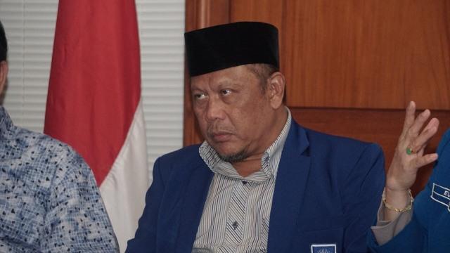 Eggi Sudjana, politikus PAN.