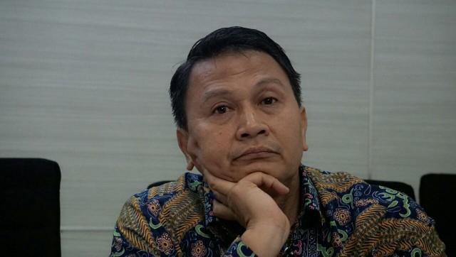 Anggota DPR RI Fraksi PKS Mardani Ali Sera