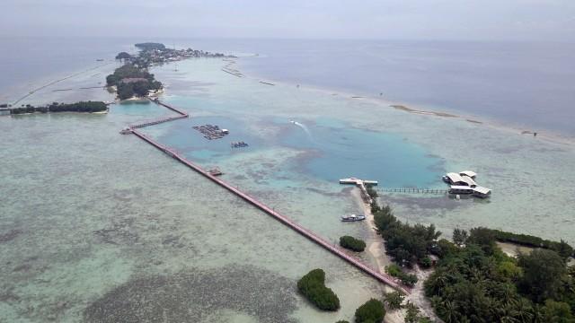 Menengok Pulau Tidung yang Akan Jadi Lokasi Re-match Susi-Sandi (1148519)