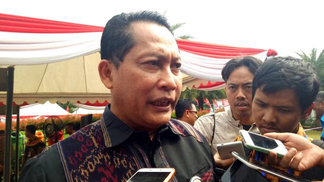 Direktur Utama Bulog Budi Waseso.