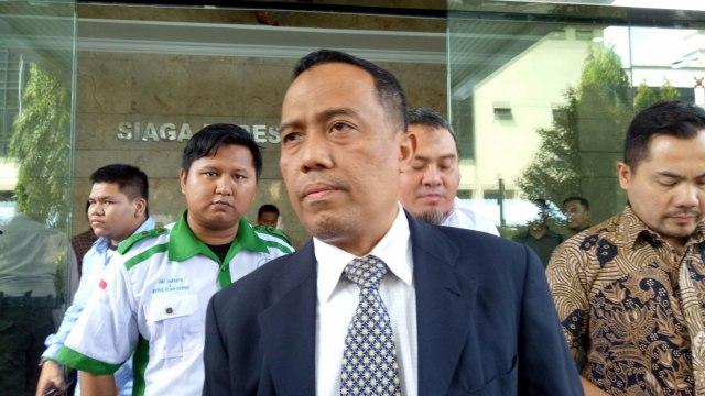 Sugito Atmo Pawiro, kuasa hukum Rizieq Shihab.