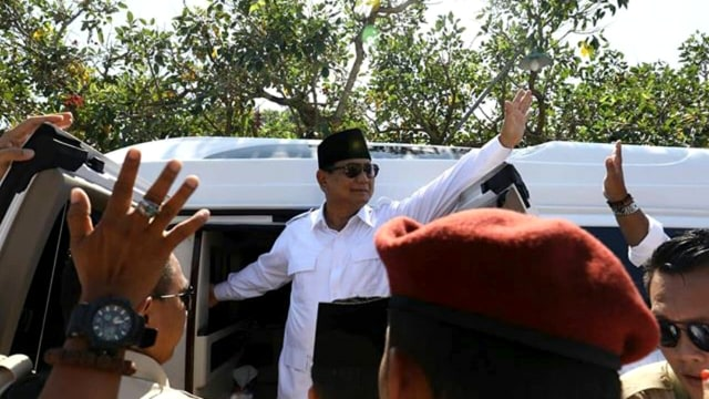 Prabowo: Ganti Presiden itu Seperti Ganti Sopir, Tidak Usah Tegang (112984)