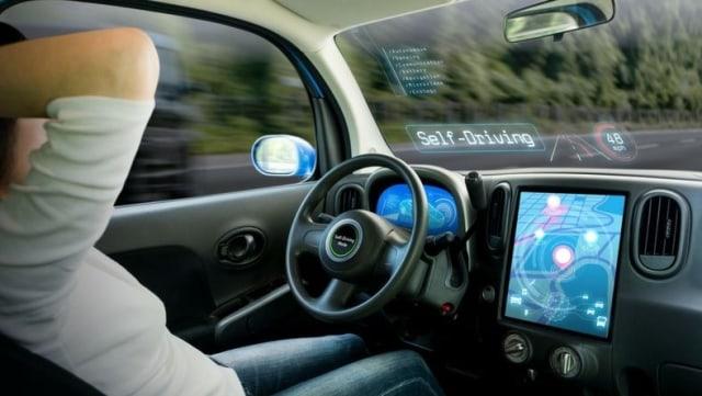 Masa Depan Otomotif Dunia: Mobil Tanpa Pengemudi (102129)