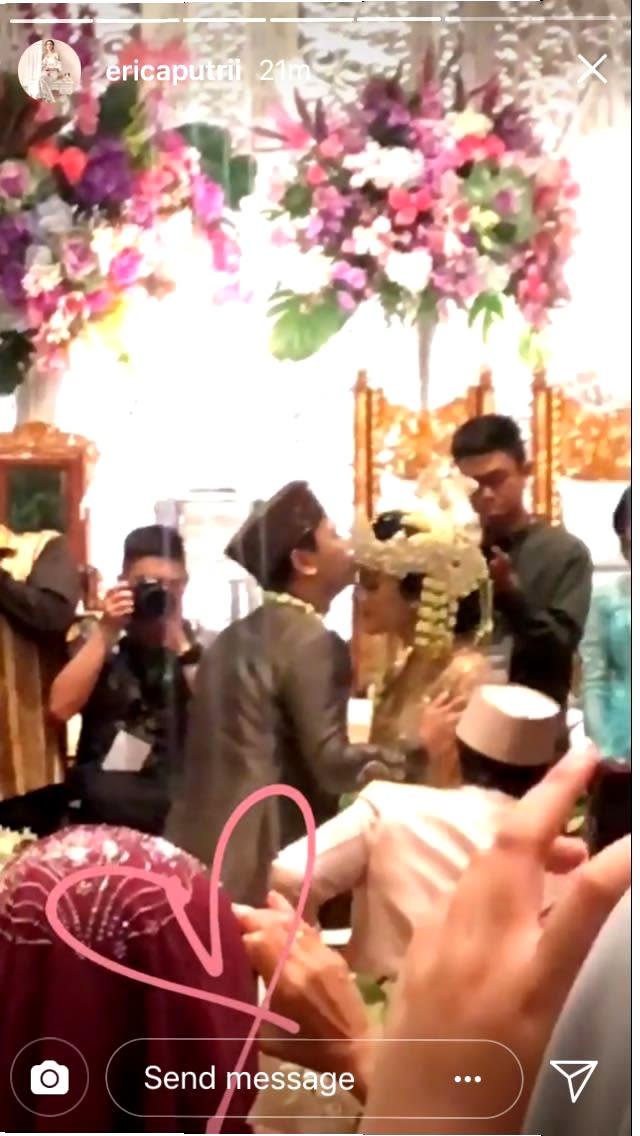 Raditya Dika dan Anissa Aziza Resmi Menikah (317016)