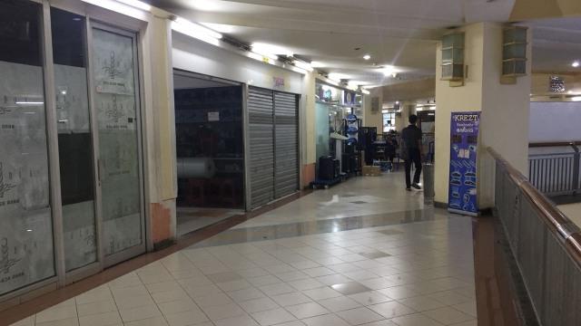 Pusat Elektronik di Kawasan Glodok
