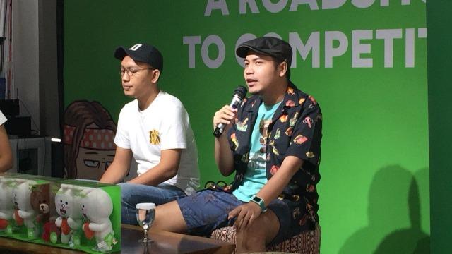 LINE Creators Roadshow & Competition di Jakarta