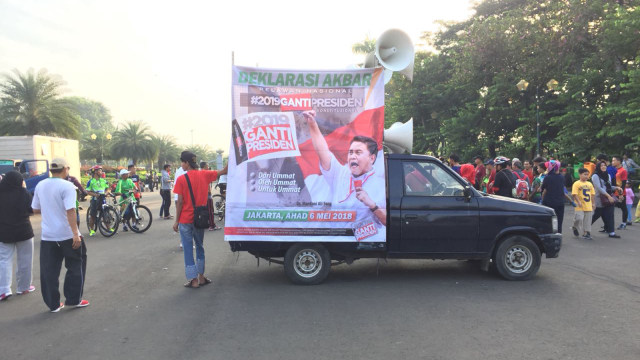 Ngabalin Sindir Gerakan #2019GantiPresiden: Namanya Juga Usaha (99106)