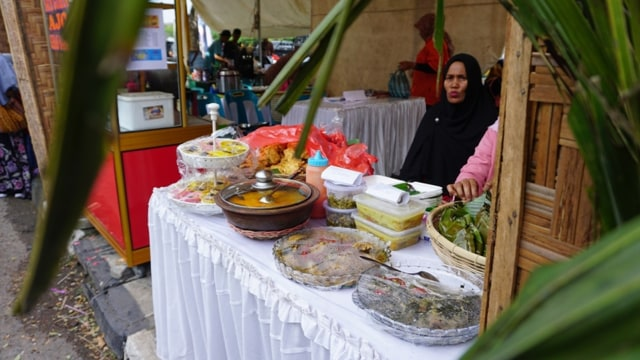 Aceh Culinary Festival 2018.