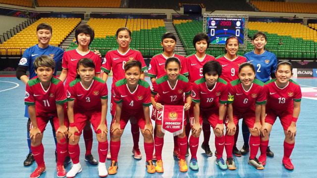 Timnas Futsal Putri