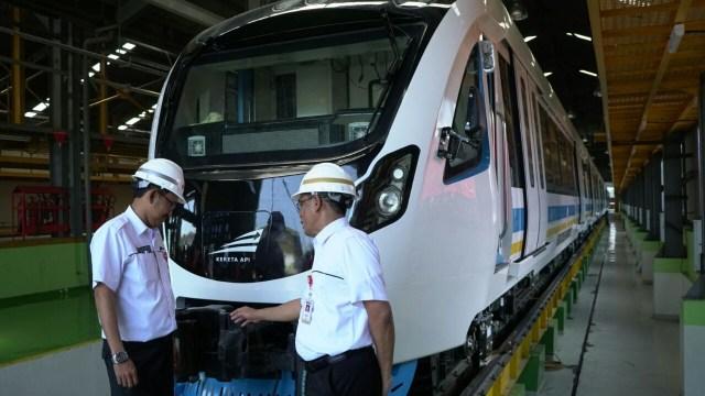 INKA Pilih Produksi Trem Bertenaga Baterai daripada Listrik (66735)