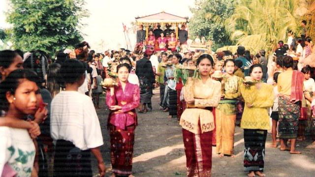 Pernikahan ala Suku Sasak