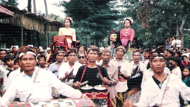 Nyongkolan ala Suku Sasak