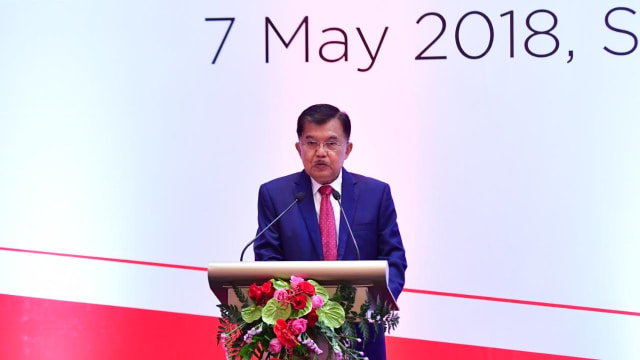 Wapres JK di Indonesia-China Business Summit