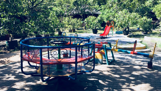 7 Fasilitas yang Bisa Dinikmati di Taman Wisata Alam Angke Kapuk (61209)