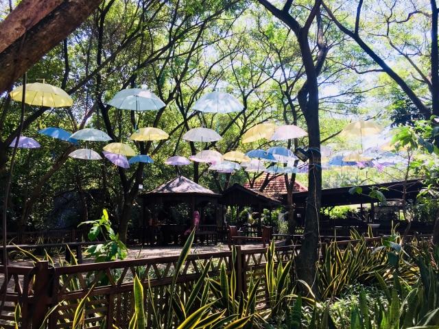Kantin Taman Wisata Alam Angke Kapuk