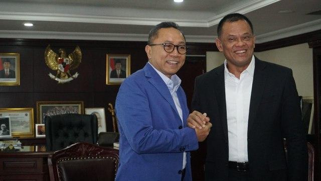 Lipsus, Duel Kedua Jokowi-Prabowo, Ketua MPR Zulkifli Hasan, Gatot Nurmantyo.