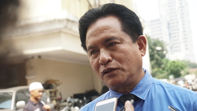 Dilobi Erick Thohir, Yusril Jadi Pengacara Jokowi-Ma'ruf (69947)