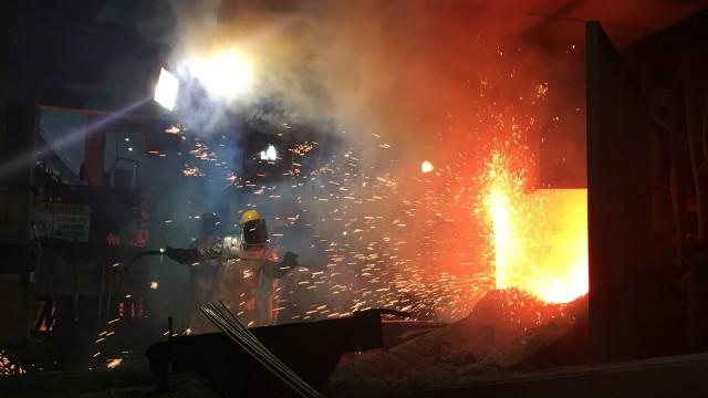 PT PP Kembali Bangun Smelter Feronikel di Kolaka (9418)