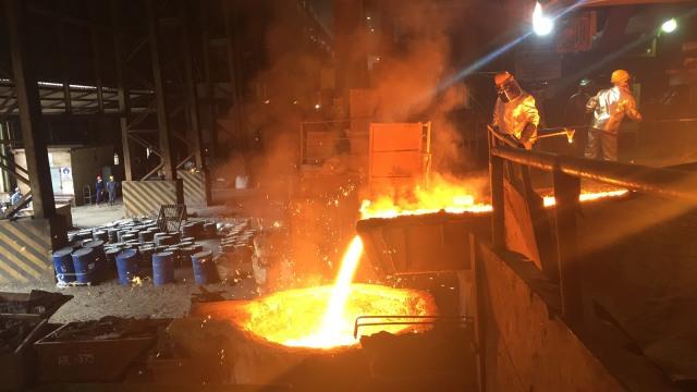 PT PP Kembali Bangun Smelter Feronikel di Kolaka (9419)