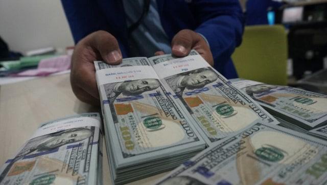 Ilustrasi Mata Uang Dolar