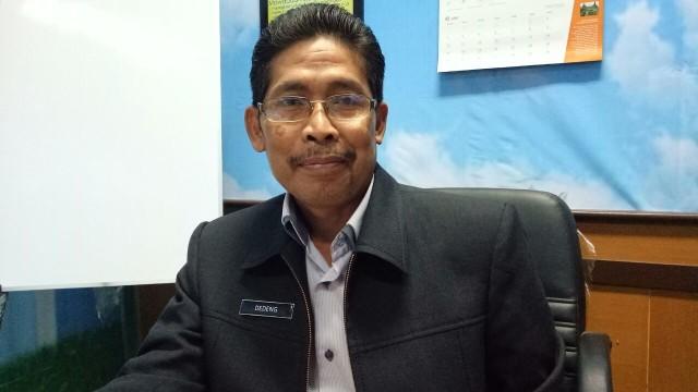 Drs. Dedeng, wakil panitera PA Cimahi kelas I