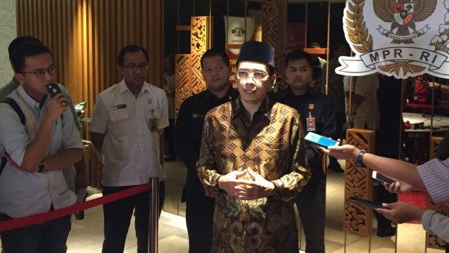 Bachtiar Nasir soal TGB Dukung Jokowi: Itu Ijtihad Politiknya (100604)
