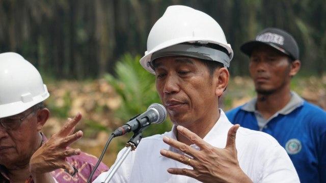 Survei Median: Publik Tidak Puas dengan Kinerja Ekonomi Jokowi (350953)