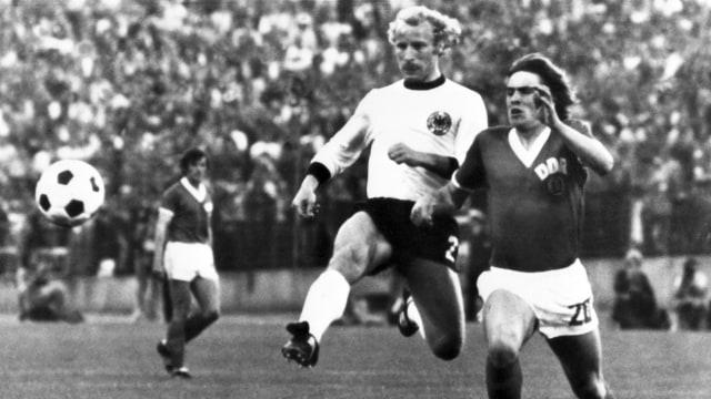 Piala Dunia 1974: Saling Tikam Dua Jerman (73178)