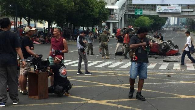 Kekerasan Bersenjata dan Kekosongan Hukum: Peredaran Senjata Illegal di Indonesia (184452)