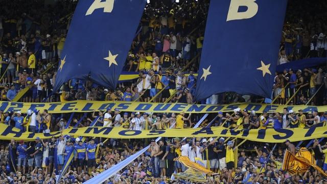 Suporter Boca Juniors