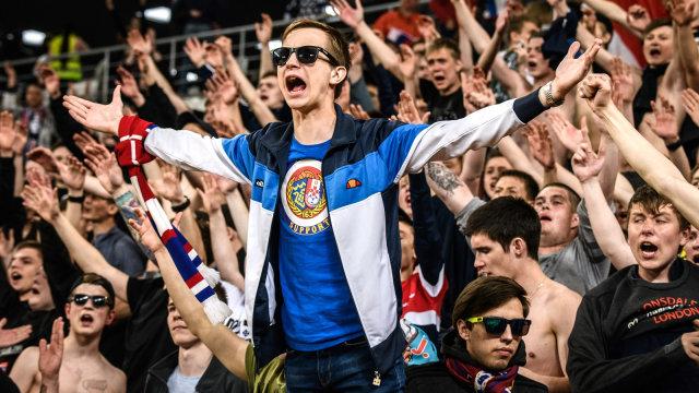 Piala Dunia 2018: Mencegah Barra Brava dan Ultras Rusia Bersatu (663392)