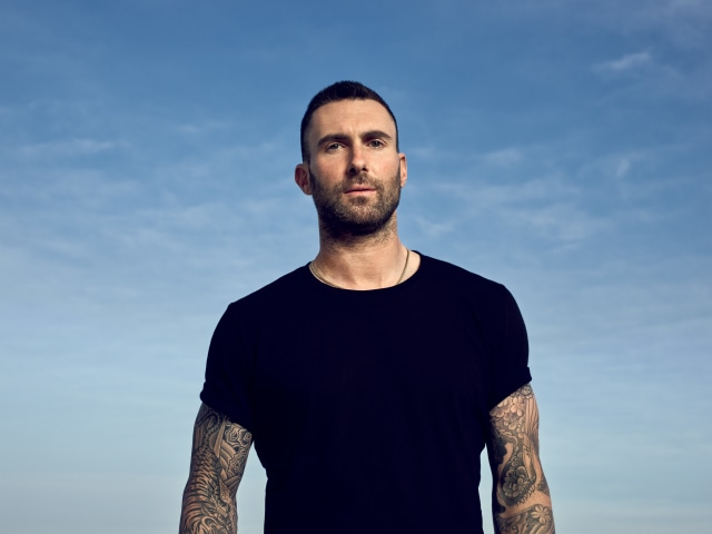 Adam Levine untuk YSL Beaute