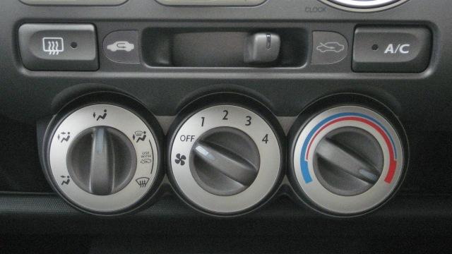 Kenop pengatur AC mobil