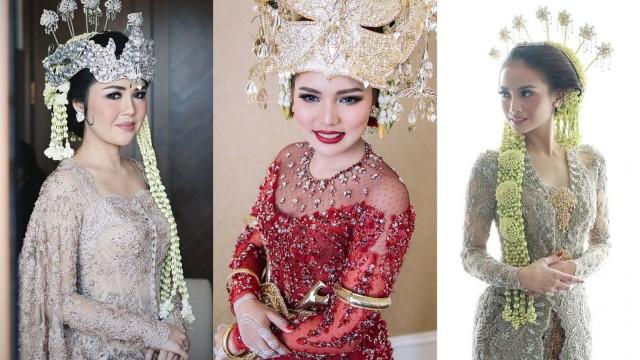 Rekomendasi Kumparan 5 Model Kebaya Cantik Untuk Hari Pernikahan