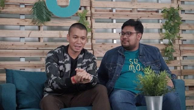 Samuel Rizal dan Hifdzi Khoir
