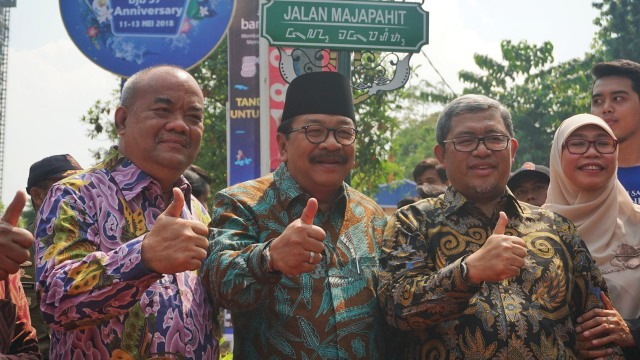 Balada Jalan Majapahit dan Hayam Wuruk di Bandung (50061)