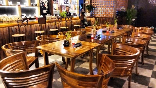 Waroeng Djati Restoran Keluarga Yang Menyajikan Kuliner