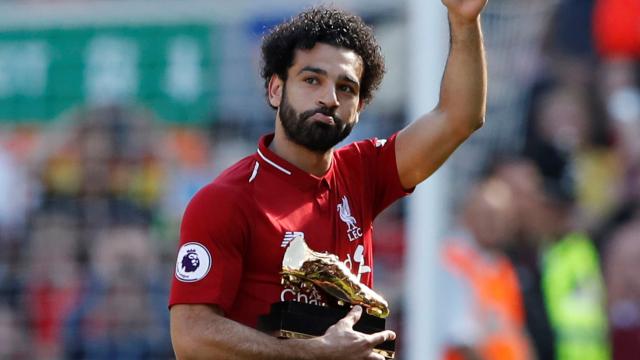Siapa Calon Peraih Sepatu Emas Premier League 2018/2019? (392564)