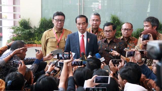 Jokowi: Jika RUU Terorisme Tak Selesai Juni, Saya Terbitkan Perppu (62865)