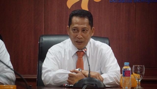 Direktur Utama Bulog,  Budi Waseso
