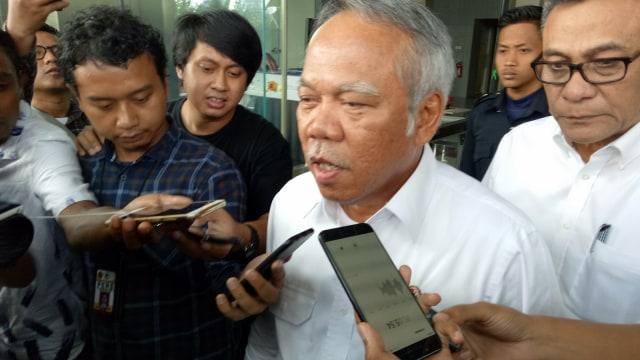 Diperiksa KPK, Menteri PUPR Dicecar soal Eks Kepala BPJN IX (90660)